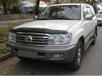 Мухобойка (дефлектор капота) Toyota Land Cruiser 100 1998-2007