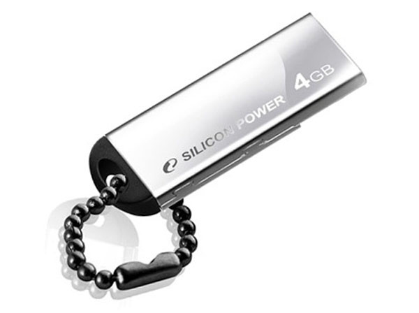 USB флешка SP Silicon Power, Touch 830 4GB