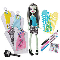 Кукла Школа Монстров Френки Штейн Дизайнер Монстер Хай (Monster High Frankie Stein Designer Booo-tique)