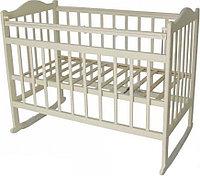 Детская кроватка Мой малыш 01 (слон.кость)