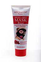 Очищающая черная маска для лица, роза, фото 1