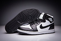 "Кроссовки Air Jordan 1 (One) ""Black White"" (36-47), фото 1"