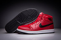 "Кроссовки Air Jordan 1 (One) ""Fragment Design"" Black Red (36-47)"