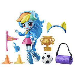"Hasbro My Little Pony Equestria Girls Minis ""Школьные игры Радуги"""