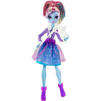 Welcome to Monster High Dance the Fright Away Abbey Bominable