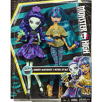 Monster High Scream and Sugar Doll - Nefera de Nile and Amanita Nightshade