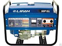 Электростанция Lifan 5GF-4, фото 1