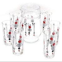 Графин со стаканами Luminarc KYOKO(7 пр)