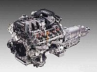 Mitsubishi Outlander двигатель.