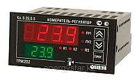 Измеритель-регулятор двухканальный с RS-485 ОВЕН ТРМ202, фото 1