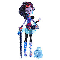 Кукла 'Джейн Булитл' (Jane Boolittle), серия с питомцем, 'Школа Монстров' Monster High