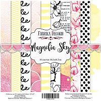 """Набор скрапбумаги """"Magnolia Sky"""""""