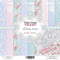 "Набор скрапбумаги ""Shabby Dreams"" 30,5 на 30,5 см"