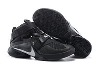 Кроссовки Nike LeBron Zoom Soldier 9 (IX) Black (40-46)