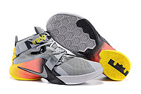 Кроссовки Nike LeBron Zoom Soldier 9 (IX) Grey Sunshine (40-46)