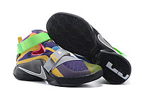 Кроссовки Nike LeBron Zoom Soldier 9 (IX) Multicolor (40-46)