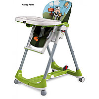 Стульчик детский Prima Pappa Diner Peg-Perego (happy farm)
