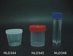 Контейнеры для анализов стерильные 30, без ложки, стерильный
