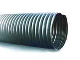 Химстойкий резиновый воздуховод EPDM для сельхозтехники и химлабораторий