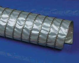 Высокотемпературный воздуховод CP Aramid до 300 гр стоек к химии