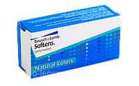 Bausch  Lomb Цветные линзы Bausch  Lomb SofLens Natural Colors