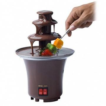Шоколадный фонтан для дома