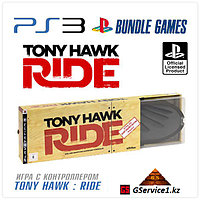 Tony Hawk RIDE - Game Bundle Set (PS3)