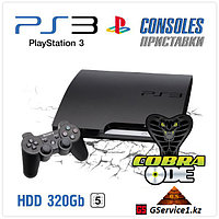 PlayStation 3 (320Gb) + Cobra ODE inside