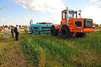 Надежный помощник в сельском хозяйстве