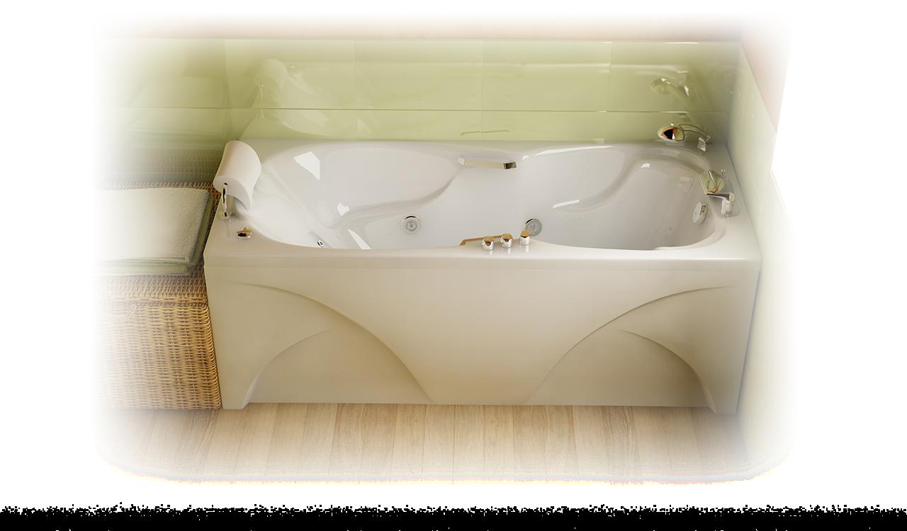 Акриловая ванна ПЕРСЕЙ 190*90*64