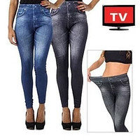 ЛЕДЖИНСЫ ДЖЕГГИНСЫ СЛИМ SLIM JEGGINGS, фото 1