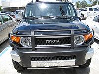 Замена масла в АКПП FJ Cruiser 4.0 V6 24V 4x4 (2006 ... )  АКПП A750F, фото 1
