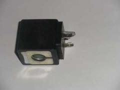 Катушка электромагнитная ZB12 24 B DC IMQ CF 1P для стерилизатора горизонтального ГПД-250