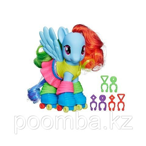Пони-модница My Little Pony - Рейнбоу Дэш, 15 см