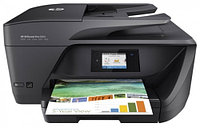 МФУ HP OfficeJet Pro 6970 (J7K34A) Color Ink Printer/Scanner/Copier/ADF/Fax, 600x1200 dpi, 20/11 ppm, 1GB, 500MHz, Duty 20000, Print+Scan Duplex,