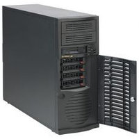 Server Supermicro CSE-733T-500B MBD-X11SSL-F