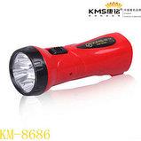 Фонарик аккумуляторный LED MR-3868 Красный, фото 2