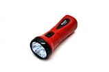 Фонарик аккумуляторный LED MR-3868 Красный, фото 3
