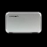 USB-хаб Crown CMH-B19 BLACK/SILVER, фото 3