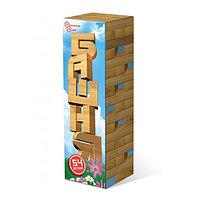 Башня. 54 элемента. Настольная игра. Нескучные игры., фото 1