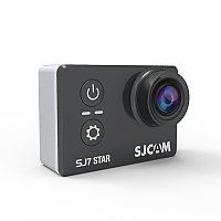 SJCAM SJ7 STAR  WiFi Edition 4K/H264/16Mp/2LCD/6xZOOM/166° wide-angle lens/Waterproof 30m/microSD/USB/1050mA, фото 1