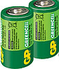 Батарейки R14 C 2 шт GP Batteries Greencell