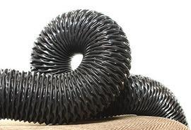 Воздуховод Flexadux P2 HL для аспирации и систем удаления абразива, химически опасных газов, для вентиляции