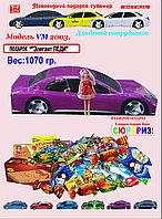 """Подарок машинка 1070гр """"Элегант""""для девочек"""
