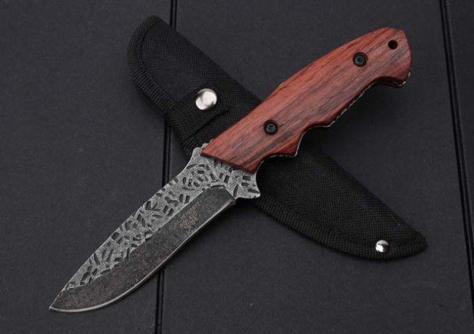 Нож  туристический HERBERTZ