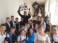 """Аниматоры в Павлодаре """"Пират"""", фото 1"""
