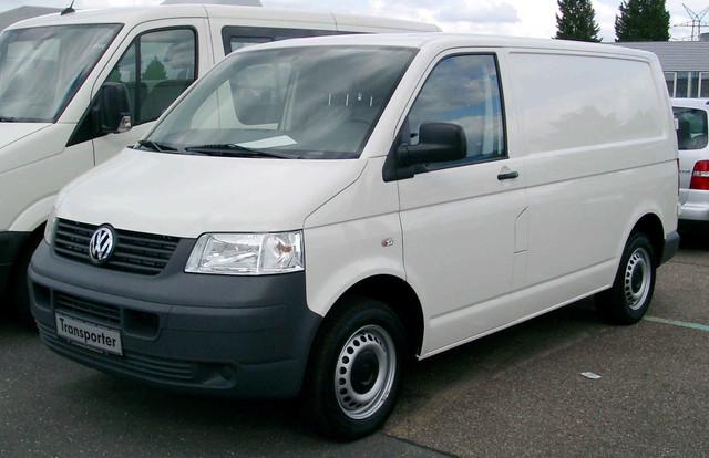 Volkswagen transporter/multivan/caravelle