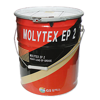 GS Moly EP2 (MOLYTEX EP2), ведро 15 кг