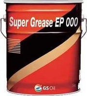 Super Grease EP 000 ведро 15 кг