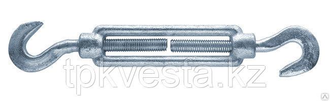 Талреп оцинкованный М20х229 Крюк-крюк DIN 1480